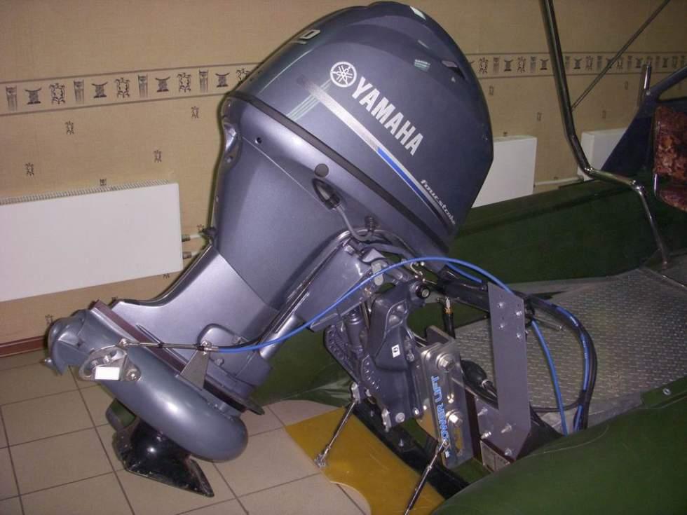 водометные моторы установка на лодку пвх