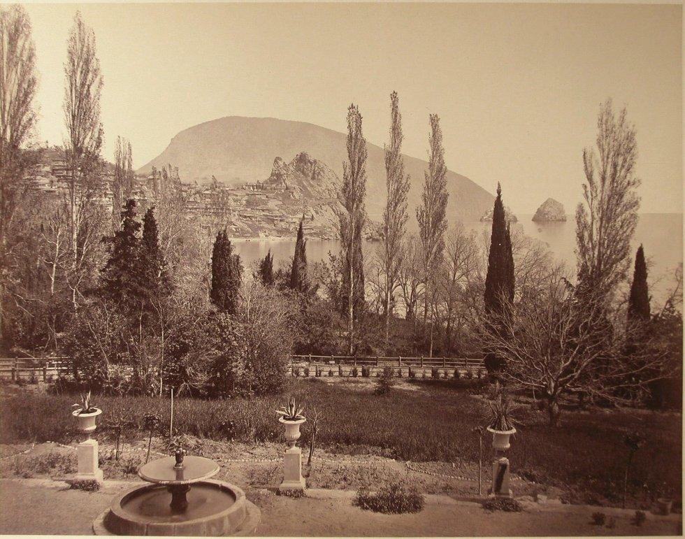 Фотографии старого гурзуфа