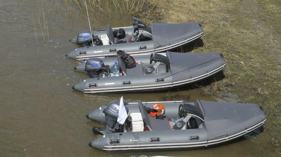 лодка скаут 380 rib