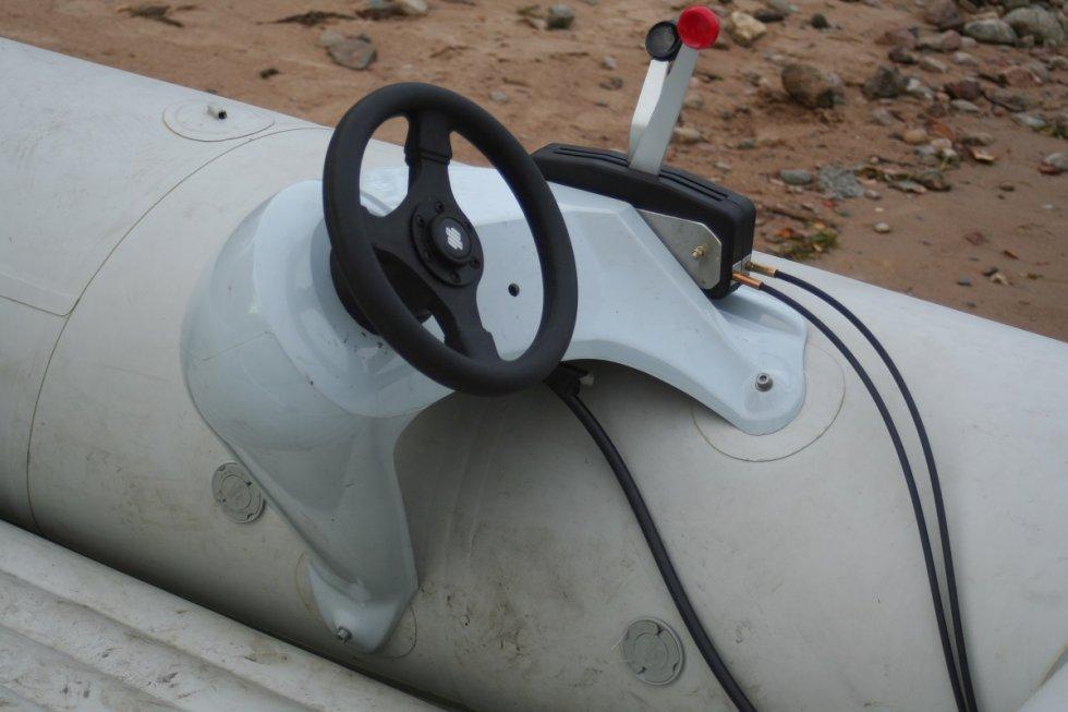 стойка рулевая для надувной лодки пвх