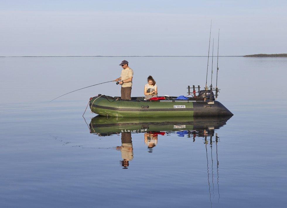 избы в карелии рыбалка