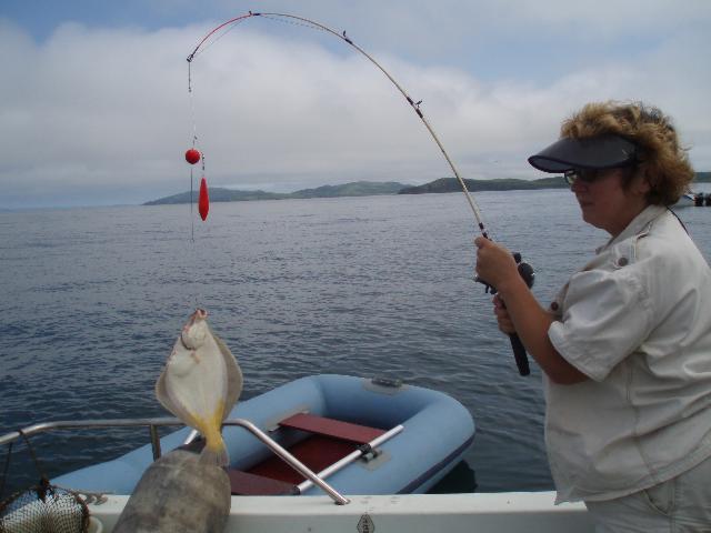 ловля симы на море