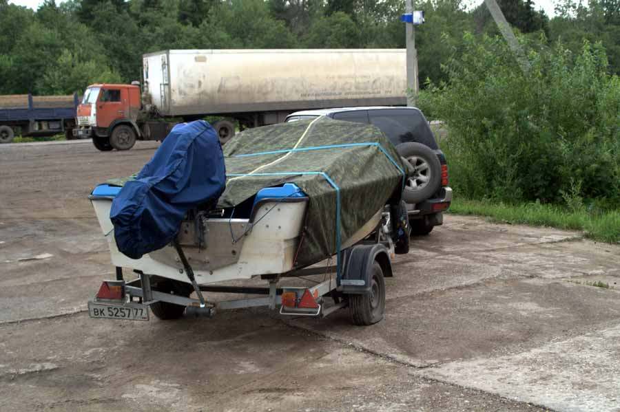продажа прицепов на лодки в красноярске