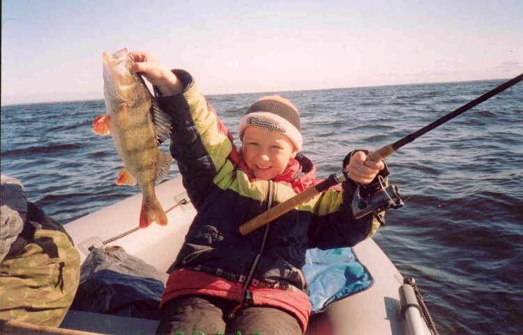 особенности рыбалки на ладоге