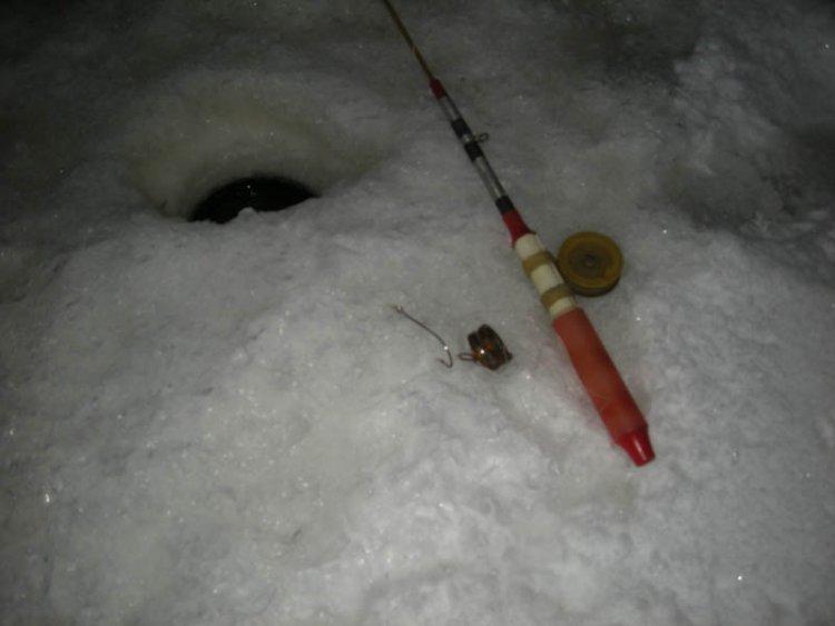 Ловля налима зимой на зимнюю удочку