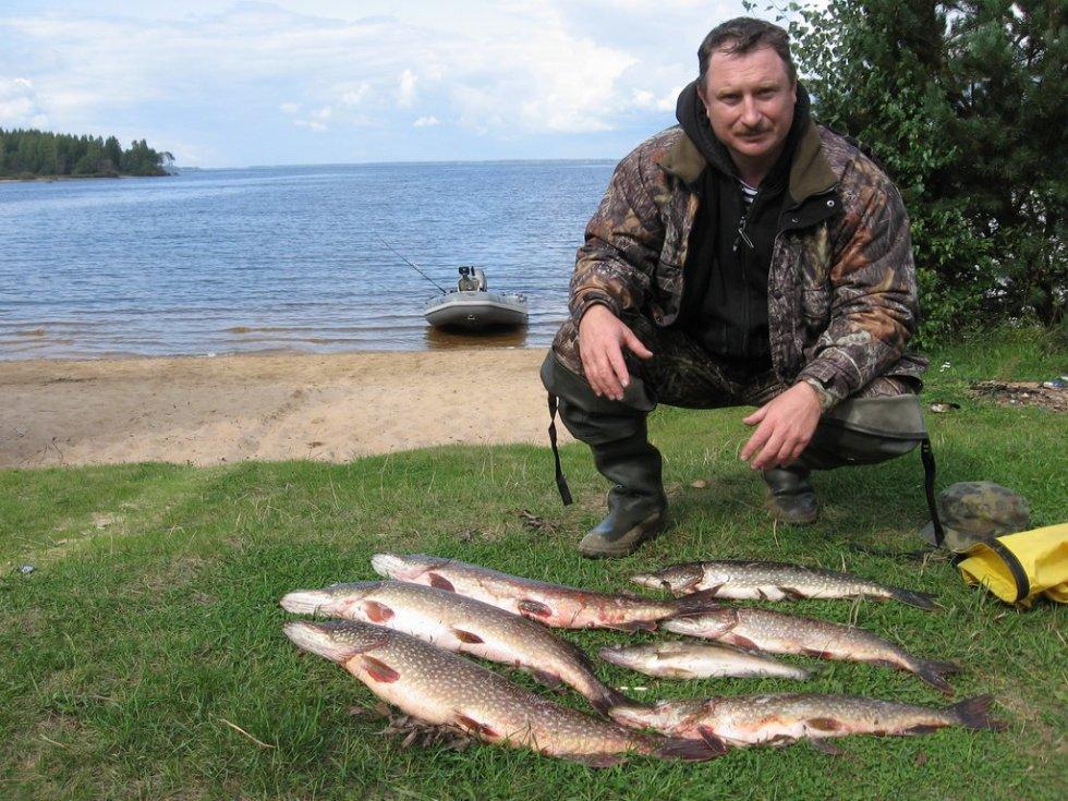 начало рыбалки на рыбинском водохранилище