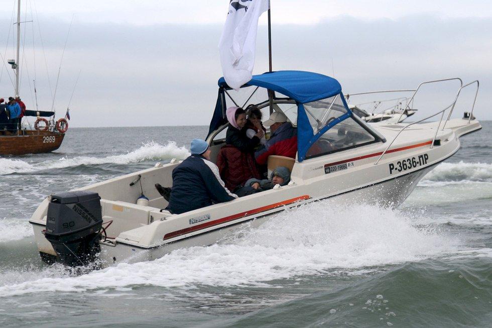 антонов лодка