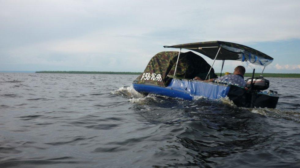 лодка чернышевск