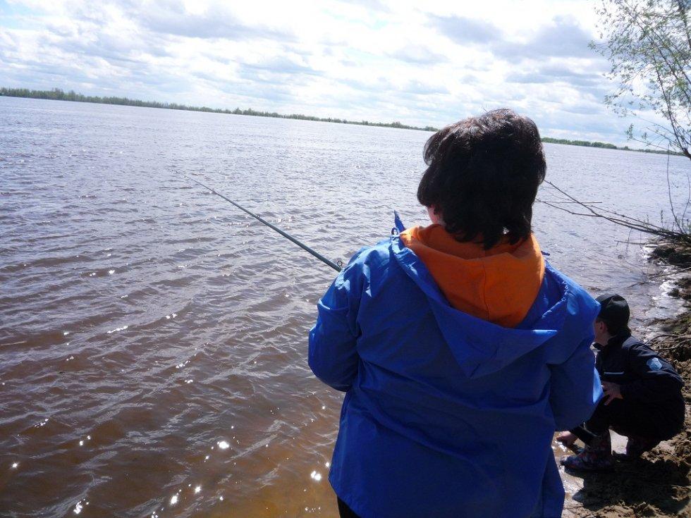 рыбалка на корпоративе