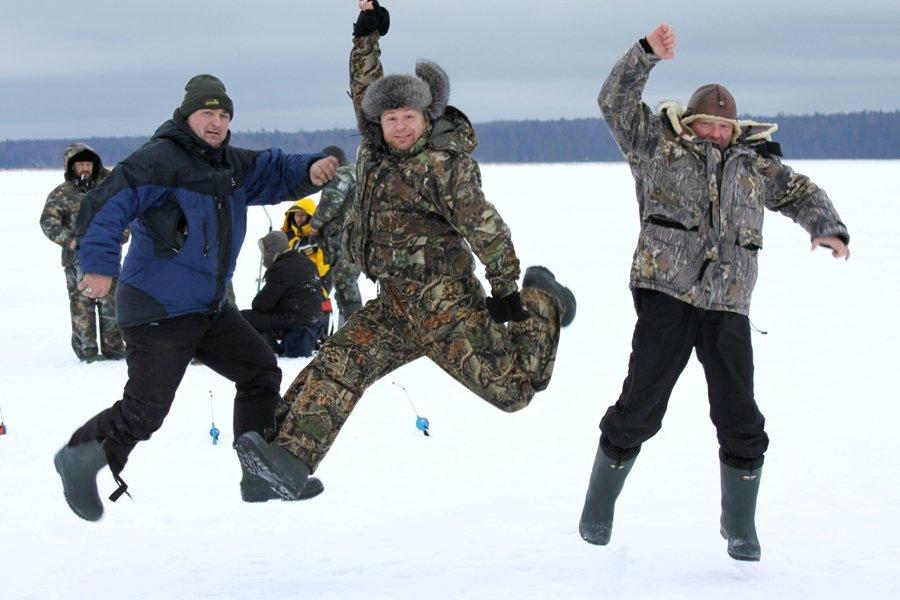 рыбалка в мае на финском