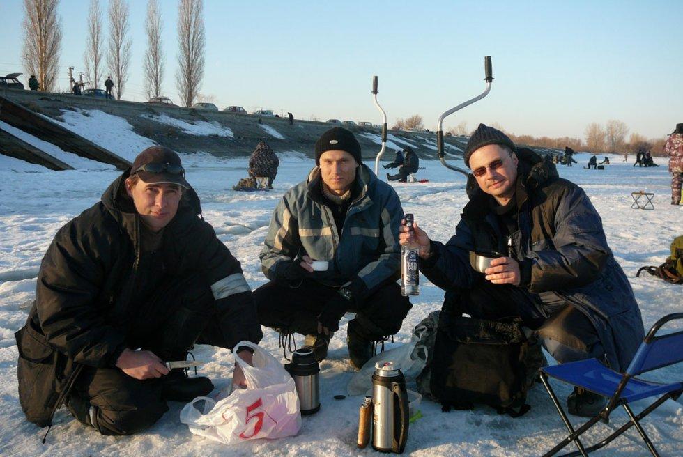рыбалка на куйбышевское