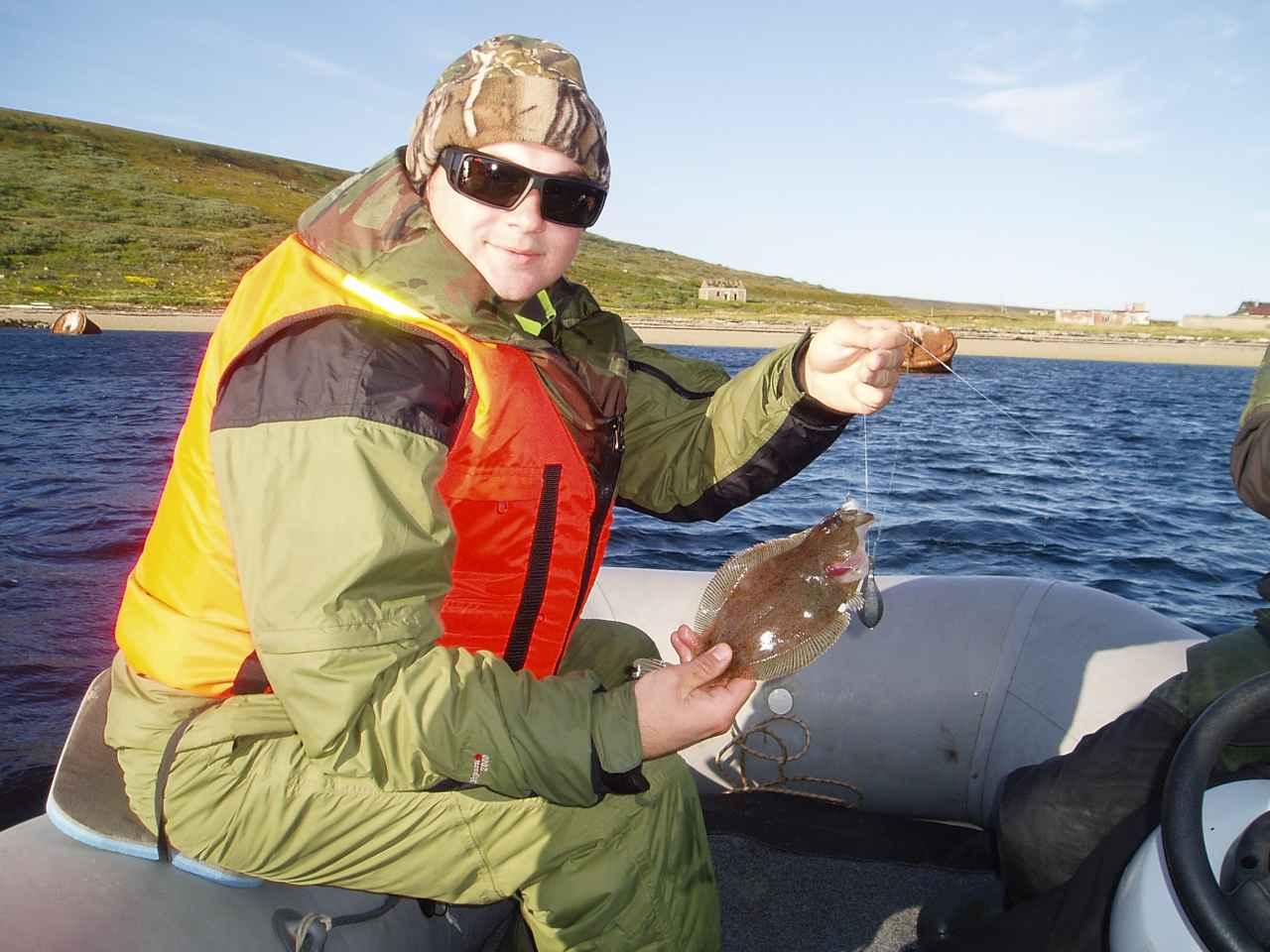 рыбалка на круг